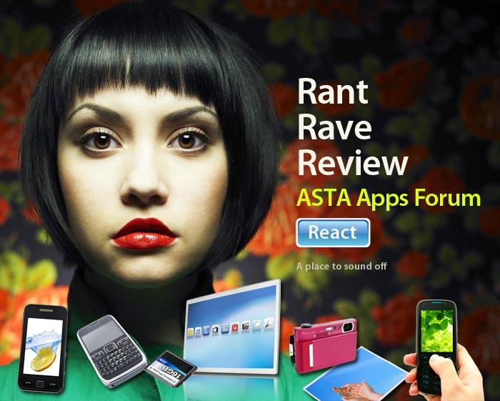 ASTA Apps Forum
